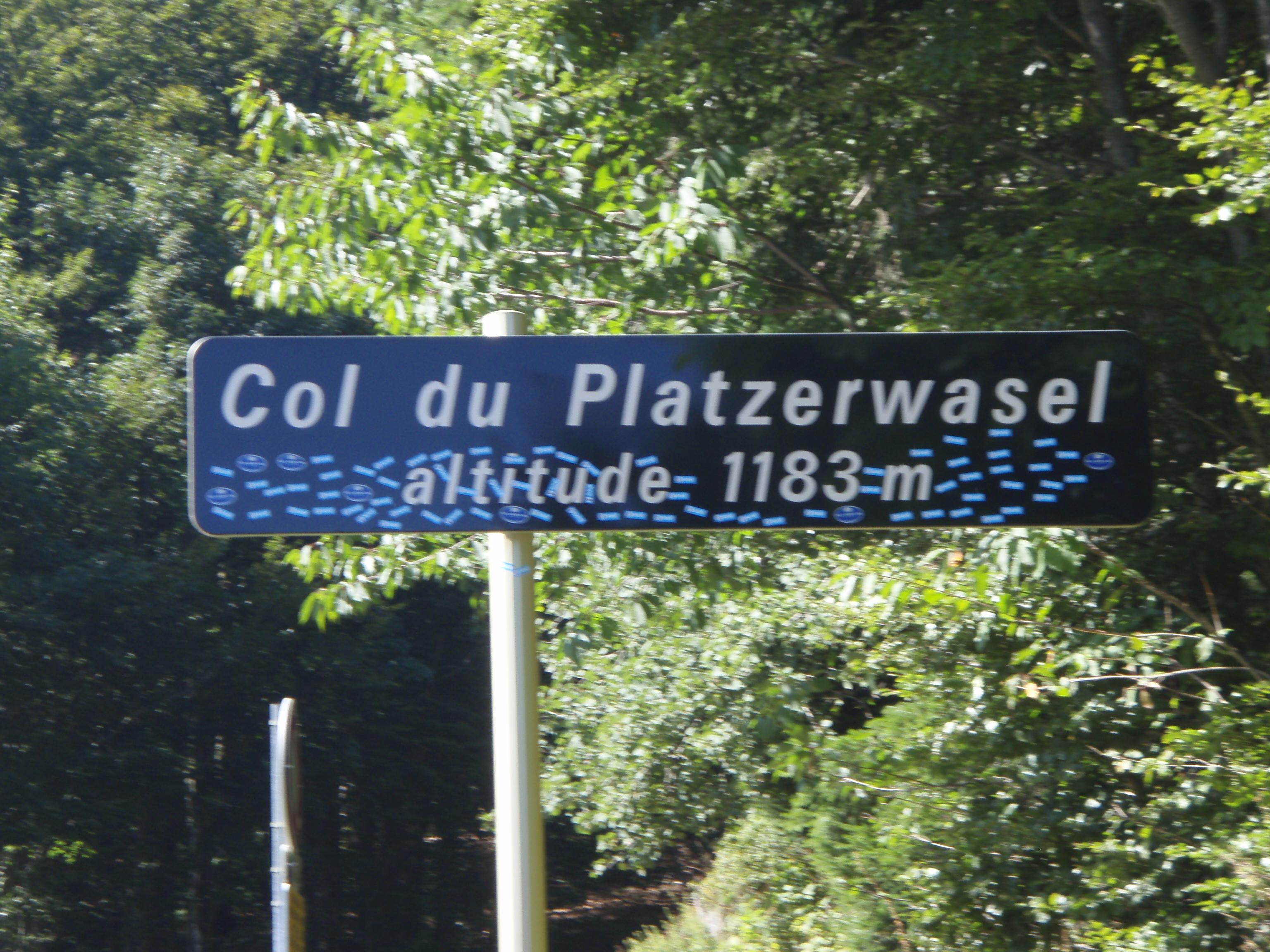Platserwazel