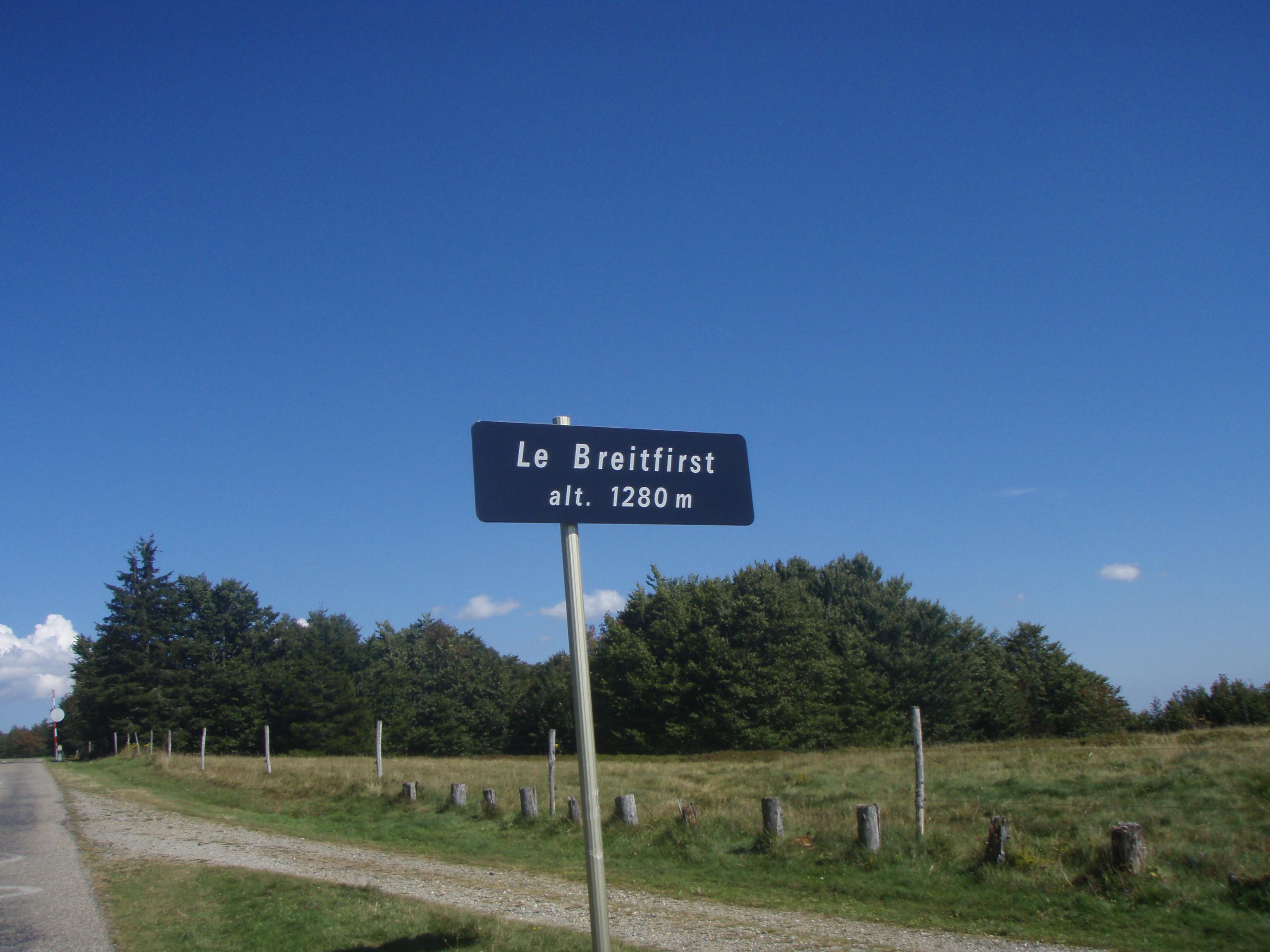 Le Breitfirst